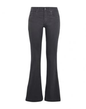 Повседневные брюки GEORGE J. LOVE. Цвет: серый