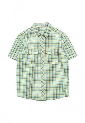 Рубашка Incity. Цвет: зеленый