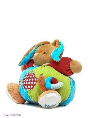 Заяц  - Яблоки, коллекция Цвета Kaloo. Цвет: голубой