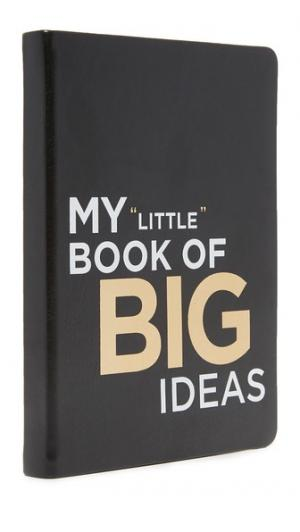 Книга для записей My Little Book of Big Ideas Gift Boutique