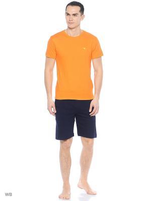 Домашний костюм DIADORA. Цвет: оранжевый