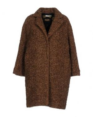Пальто BEATRICE. B. Цвет: коричневый