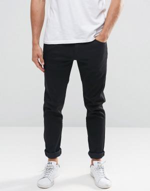 Edwin Облегающие джинсы ED-85. Цвет: черный