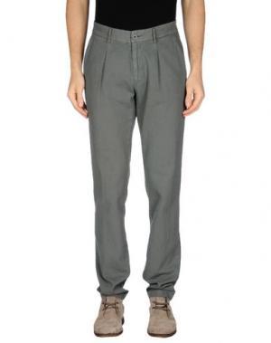 Повседневные брюки AUTHENTIC ORIGINAL VINTAGE STYLE. Цвет: серый