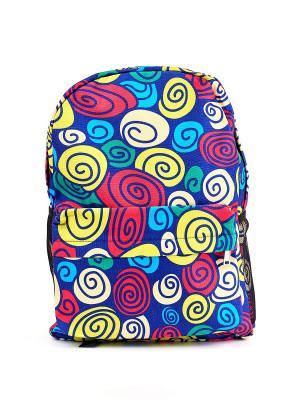 Рюкзак Best&Best. Цвет: синий