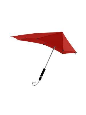 Зонт-трость senz Original passion red. Цвет: красный