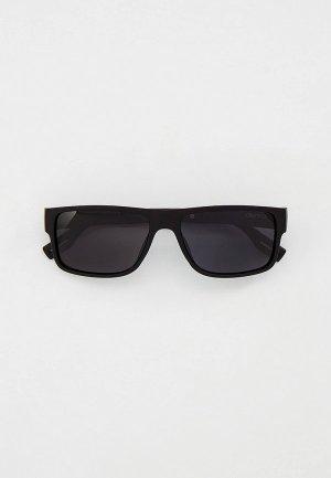 Очки солнцезащитные Greywolf GW5005. Цвет: черный