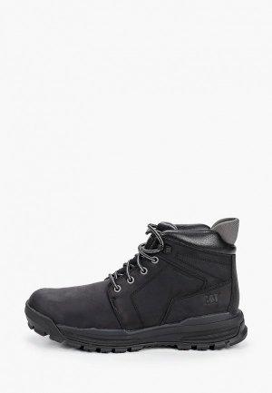 Ботинки Caterpillar COHESION ICE+ WP TX. Цвет: черный