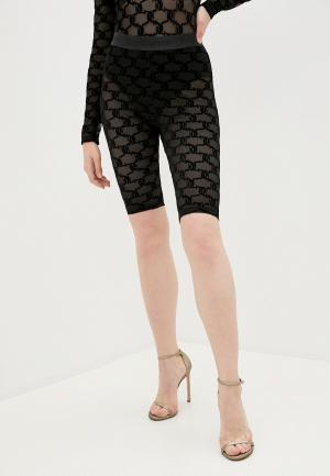 Шорты Juicy Couture ELISSA. Цвет: черный