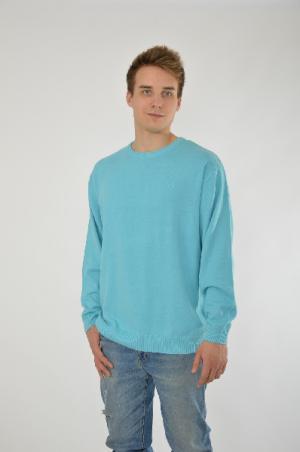Джемпер Blue Seven. Цвет: голубой