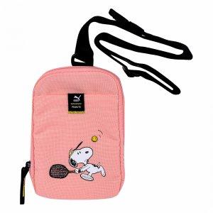 X Peanuts Neck Wallet Puma. Цвет: розовый