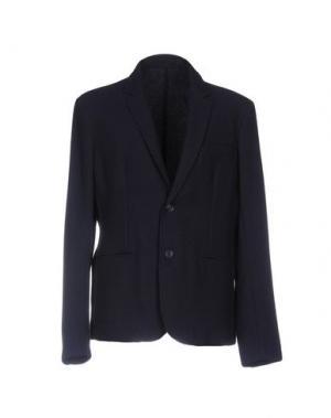 Пиджак GAUDÌ. Цвет: темно-синий