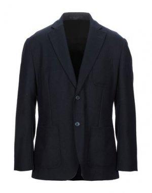 Пиджак BARBOUR. Цвет: темно-синий