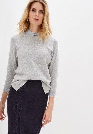 Пуловер Ostin O'stin. Цвет: серый