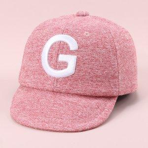 Для девочек Бейсболка с текстовой вышивкой SHEIN. Цвет: многоцветный
