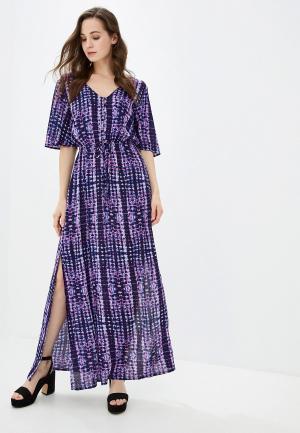 Платье пляжное Dorothy Perkins. Цвет: фиолетовый