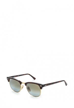 Очки солнцезащитные Ray-Ban® RB3016 990/9J. Цвет: коричневый