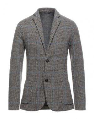 Пиджак GRAN SASSO. Цвет: коричневый