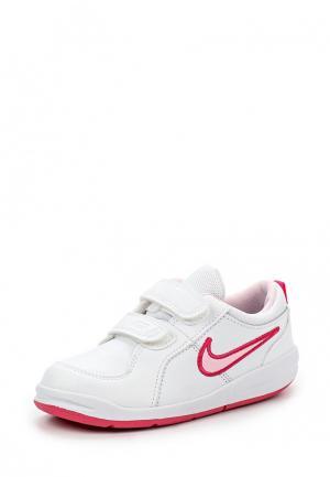 Кроссовки Nike Girls Pico 4 (TD) Toddler Shoe. Цвет: белый