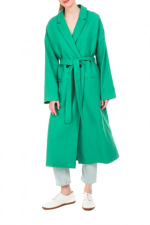 Cloak American Vintage. Цвет: green