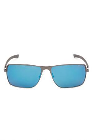 Очки солнцезащитные Police. Цвет: серый