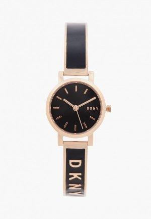Часы DKNY NY2961. Цвет: черный