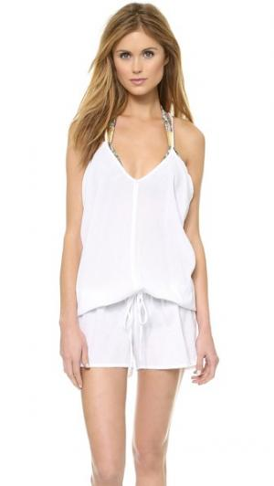 Corsica Cover Up Romper 9seed