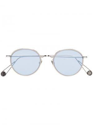 Солнцезащитные очки place de lopera Ahlem. Цвет: синий