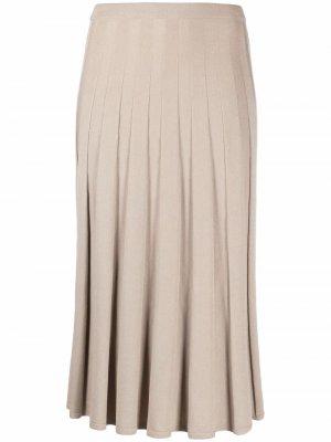 Трикотажная юбка Ruby Filippa K. Цвет: нейтральные цвета