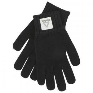 Перчатки Actron Knitted Reebok. Цвет: black