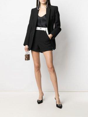 Короткие шорты Cady Philipp Plein. Цвет: черный