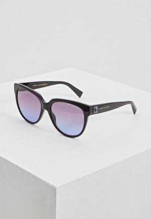 Очки солнцезащитные Marc Jacobs 378/S 807. Цвет: черный