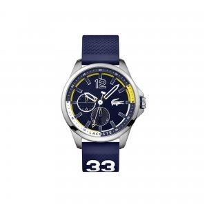 Часы CAPBRETON Lacoste. Цвет: черный