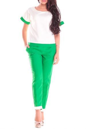 Комплект Laura Bettini. Цвет: зеленый