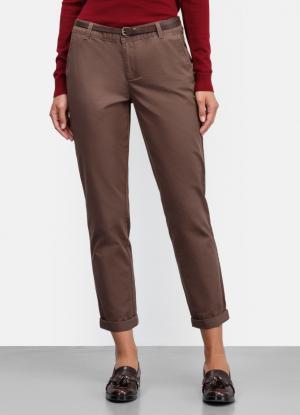 Прямые брюки-чиносы OSTIN