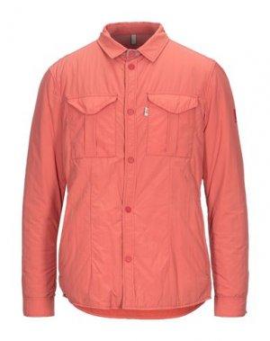 Куртка GEOSPIRIT. Цвет: лососево-розовый