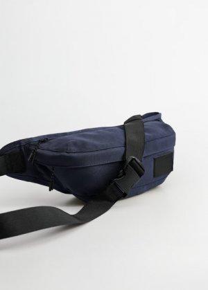 Напоясная сумка из нейлона - Beltbag2 Mango. Цвет: синий
