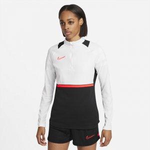 Женская футболка для футбольного тренинга Dri-FIT Academy - Черный Nike