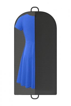Чехол для одежды 120*60см HOMSU. Цвет: черный