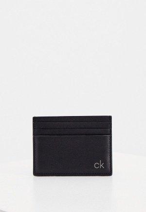 Кредитница Calvin Klein. Цвет: черный