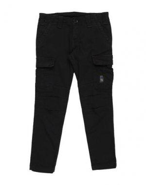 Повседневные брюки JAPAN RAGS. Цвет: черный