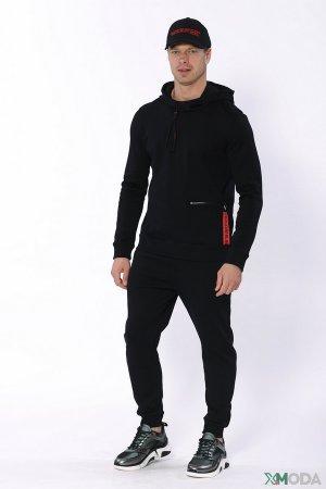 Спортивные брюки Hugo. Цвет: чёрный