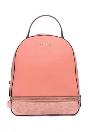 Сумка-рюкзак Cromia. Цвет: коралловый