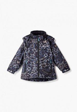 Куртка утепленная Kuoma. Цвет: черный