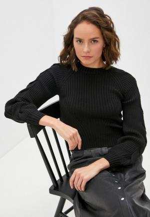 Джемпер Elisabetta Franchi. Цвет: черный