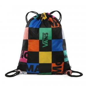 Сумка Vans X MoMA Bench Bag. Цвет: мульти