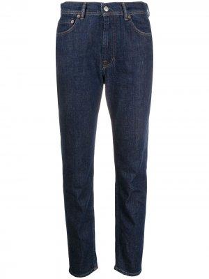 Зауженные джинсы Blå Konst Melk Acne Studios. Цвет: синий