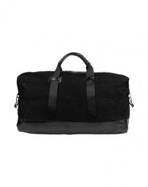 Дорожная сумка ROYAL REPUBLIQ. Цвет: черный