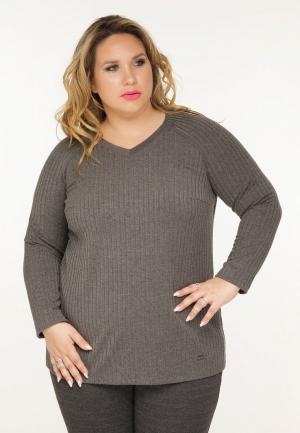 Пуловер Gorda Bella Вэнди. Цвет: серый