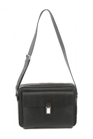 Портфель Prada. Цвет: черный